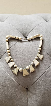 Stone necklace  Madison, 53719