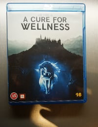 A Cure For Wellnes, Blu Ray Sollentuna