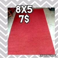 red and white area rug Jacksonville, 72076