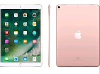gold iPad Pro 9.7 in. With box.  Dalton, 30721