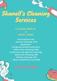 House cleaning Brownstown Charter Township