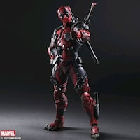 Square enix play arts kai deadpool Richmond, V7C 3L1