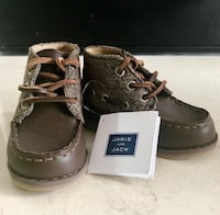 Janie and Jack Baby Shoes - Size 4 Fairfax, 22033