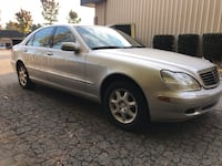 2000 Mercedes S 500 like new one of kind 109000 miles only Duluth, 30097