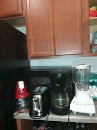 Food processor and blender and coffee maker and to Austin, 78726