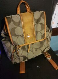 Coach backpack Amarillo, 79102