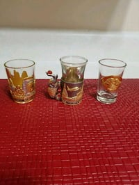 Shotglasses x3 Winnipeg, R3L 0T3