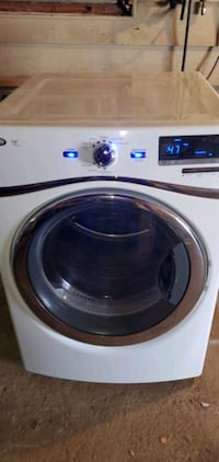 1 Year Old Whirlpool Duet Steam Electric Dryer