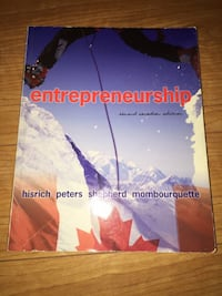 Entrepreneurship 2nd Canadian Edition