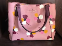 Kate spade pink floral purse with matching wallet Baltimore, 21210
