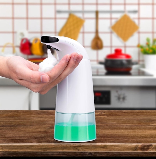 Intelligent Soap Dispenser / Automatic Touchless -  e5af0363-1540-4f79-a6bf-769344c168a4