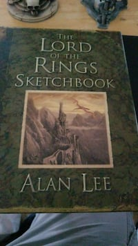 Lord of the Rings Sketch Book Escalon, 95320