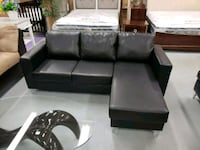 Brand new modern sectional with reversable chaise  Toronto, M9W 1P6
