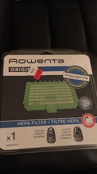 Hepa filter by rowenta Surrey, V3V