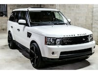 "Range  Rover - 5.0L  Supercharged Sport - 2010 with 22"" Rim and Tires Brampton"