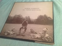 George Harrison All things must pass 3 LP set in box Calgary, T2C 0P5