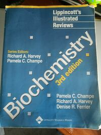 Biochemistry Review Text Book, 3rd Edition