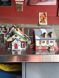 Ceramic Christmas villages  Parsippany-Troy Hills, 07054