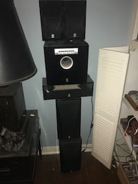 Yamaha woofer with four speakers Baton Rouge, 70808