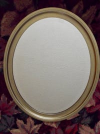 "Unisex Oval Wall Mirror 26 X 20¾"" Surrey"