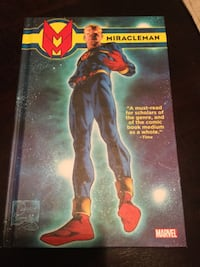 Miracleman Book 1 by Alan Moore Edmonton, T5K 2A9