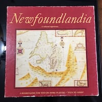 1986 Rare Newfoundlandia Game Board Complete! Fort McMurray, T9J 1G5
