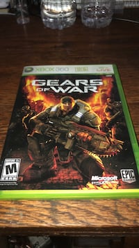 Gears of War Xbox 360 Game New York, 10453