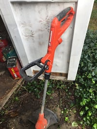 Red and black string trimmer Chattanooga, 37408