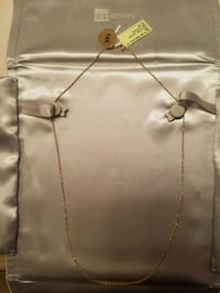 14k Yellow Gold 020 perfectina chain New 18 inch Melbourne, 32935