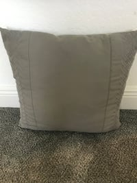 Grey decorative Pillow Cape Coral, 33914