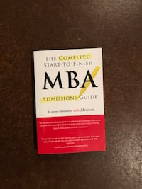 MBA admissions guide Salt Lake City, 84111