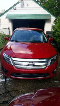 Ford - Fusion - 2010 Youngstown