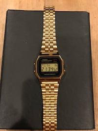 Gold Casio watch $20 Fontana, 92336