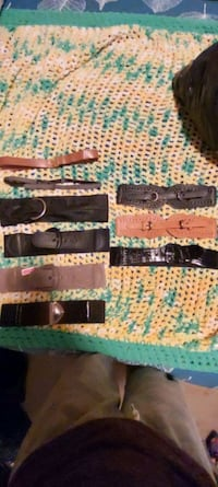 Lots of BELTS 3 for 10 or 1 for 5 Edmonton, T6W 2C3