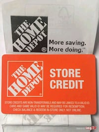 Will buy home depot cards
