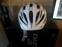 white and black bicycle helmet Calgary, T2K
