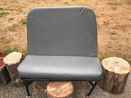 Durable bus seats for sale make great outdoor seating