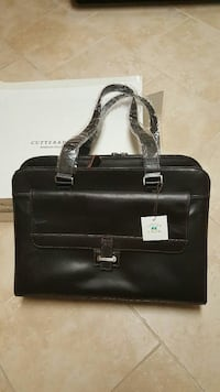 CUTTER & BUCK BRIEFCASE LAPTOP CASE ORGANIZER Arlington Heights