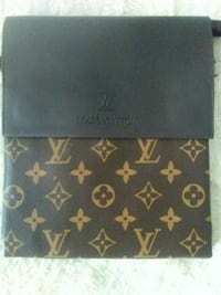 black and brown Louis Vuitton leather wallet Ottawa, K1V 1C1