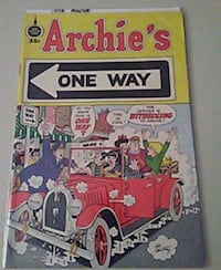 1973 Archie's One Way Jacksonville, 32207