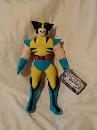 "Wolverine doll...13"" tall.. new Vaughan"