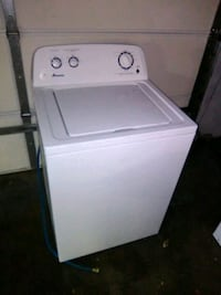 white top-load clothes washer Hindsboro, 61930