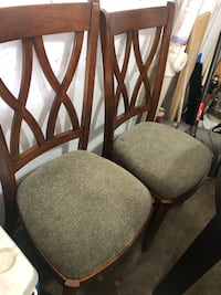 2 Dining room chairs  Temple Hills, 20748