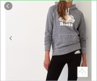 Roots sweater  Mississauga, L5M 6R5