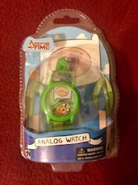 NWT Adventure Time - Finn & Jake Analog Watch Aldie, 20105