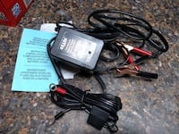 Motorcycle battery charger  Kitchener, N2B 1K9