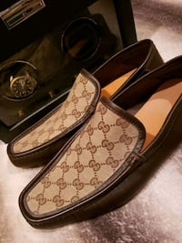 Mens Gucci Driving Loafers/Moccasins Surrey, V3R 5H3