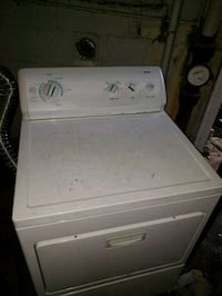 white front-load clothes washer Adelphi, 20783