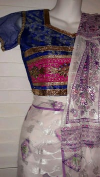 Sari with blouse size 36 brand new  Brampton, L6S