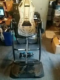 TEETER fit spine LX9 Inversion table